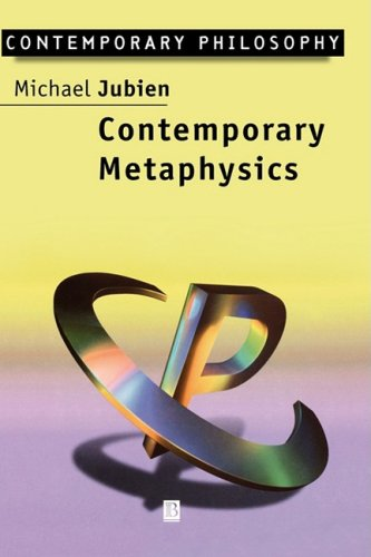 Contemporary Metaphysics An Introduction  1997 9781557868596 Front Cover