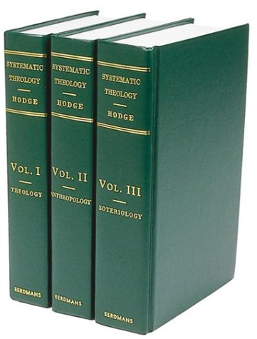 Systematic Theology 1st edition cover
