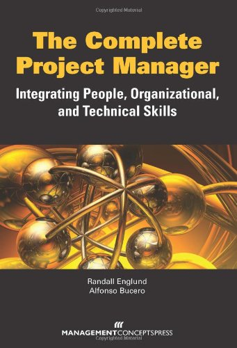 Complete Project Manager  N/A 9781567263596 Front Cover