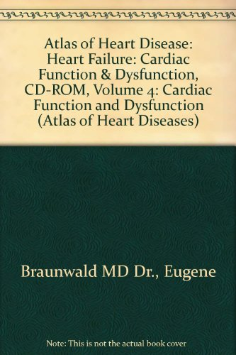 Heart Failure Cardiac Function and Dysfunction N/A edition cover