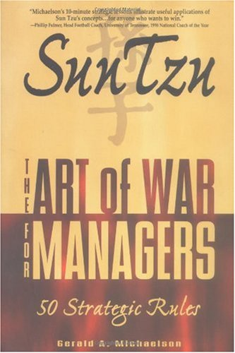 Art of War for Managers Fifty Strategic Rules  2001 edition cover