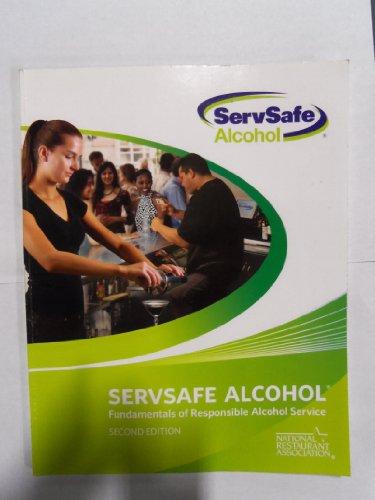 SERVSAFE ALCOHOL-W/EXAM ANSWER N/A edition cover