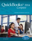 QuickBooks Complete - Version 2014  N/A edition cover