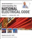 Mike Holt's Illustrated Guide to Understanding the NEC Volume 2 Textbook 2011 Edition N/A edition cover