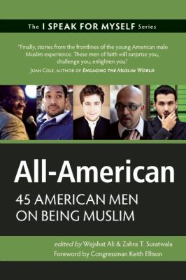 All-American 45 American Men on Being Muslim  2012 edition cover