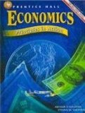 Economics: Principles in Action 1st 2003 edition cover