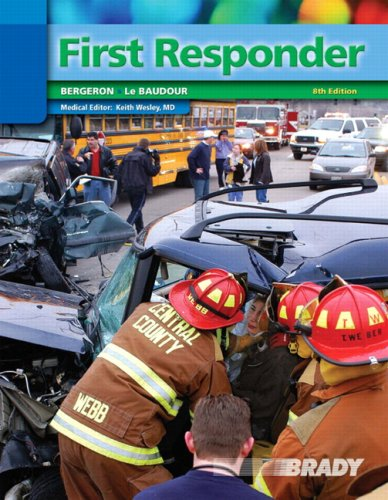 First Responder  8th 2009 edition cover