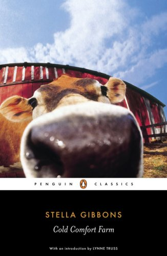 Cold Comfort Farm   2006 (Revised) 9780141441597 Front Cover