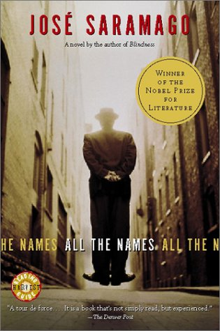 All the Names   2001 edition cover