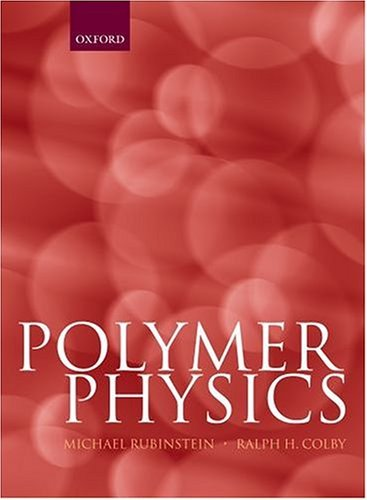 Polymer Physics   2003 edition cover