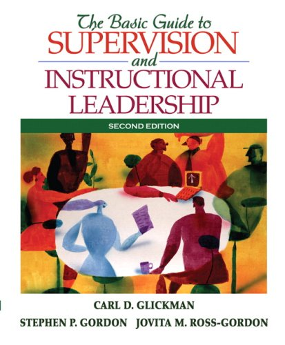 Supervision and Instructional Leadership  2nd 2009 (Guide (Instructor's)) edition cover