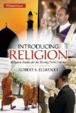 Introducing Religion Religious Studies for the Twenty-First Century 4th 2015 (Revised) edition cover