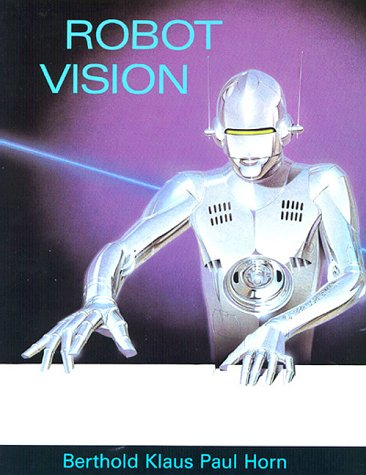 Robot Vision   1986 edition cover