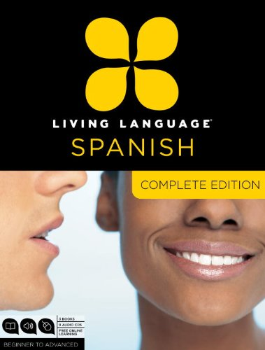 Living Language Spanish  Unabridged  9780307478597 Front Cover