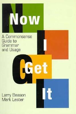 Now I Get It 1st edition cover