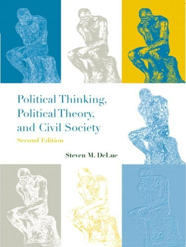 Political Thinking, Political Theory and Civil Society  2nd 2002 (Revised) edition cover