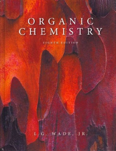 Organic Chemistry with Mastering Chemistry and Solution Manual  8th 2013 edition cover