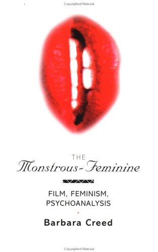 Monstrous-Feminine Film, Feminism, Psychoanalysis  1993 edition cover
