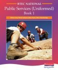 BTEC National Public Services (Uniformed) Book 1 N/A edition cover