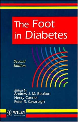 Foot in Diabetes Aetiology and Clinical Management 2nd 1994 9780471942597 Front Cover