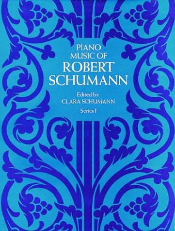 Piano Music of Robert Schumann  N/A edition cover