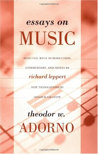 Essays on Music   2002 edition cover