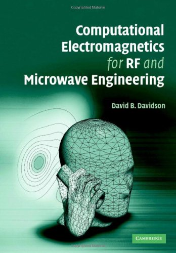 Computational Electromagnetics for RF and Microwave Engineering   2005 9780521838597 Front Cover