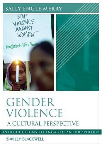 Gender Violence A Cultural Perspective  2009 edition cover