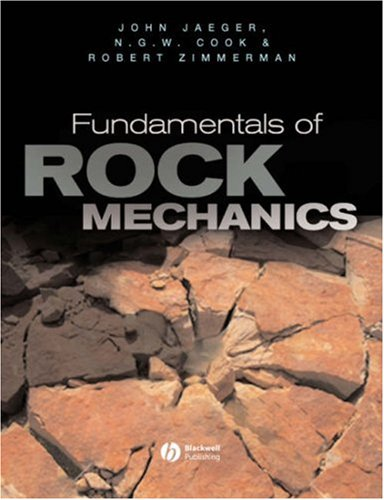 Fundamentals of Rock Mechanics  4th 2007 (Revised) edition cover