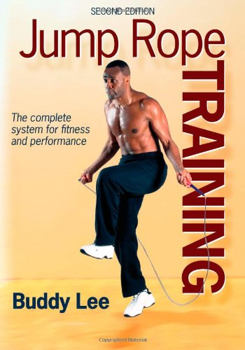 Jump Rope Training  2nd 2010 (Revised) edition cover