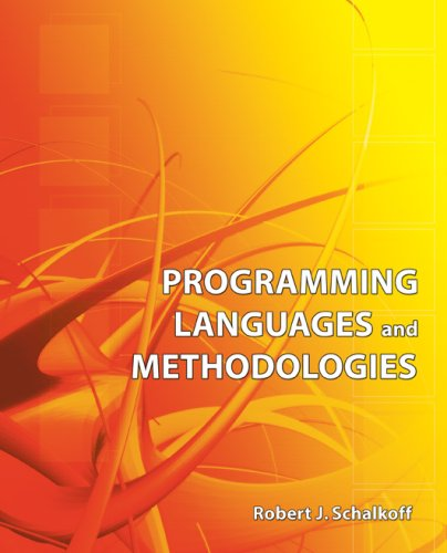 Programming Languages and Methodologies   2007 edition cover