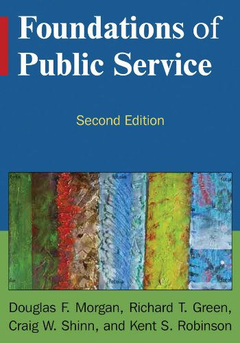 Foundations of Public Service  2nd 2013 (Revised) edition cover
