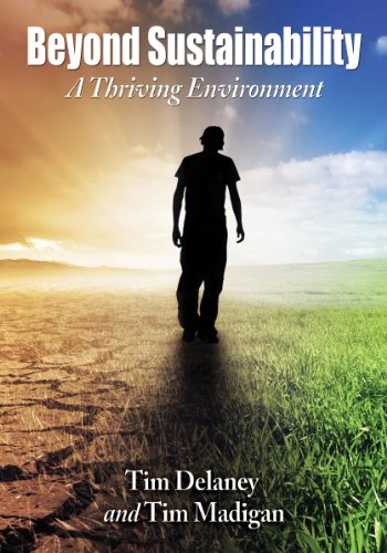 Beyond Sustainability A Thriving Environment  2014 edition cover