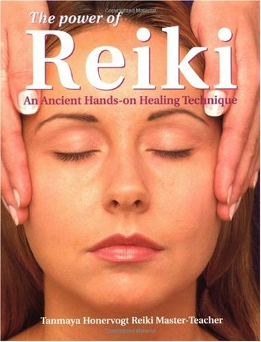Power of Reiki An Ancient Hands-on Healing Technique Revised  edition cover