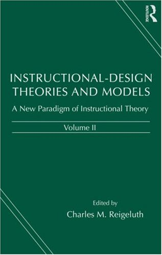 Instructional-Design Theories and Models A New Paradigm of Instructional Theory  1999 edition cover
