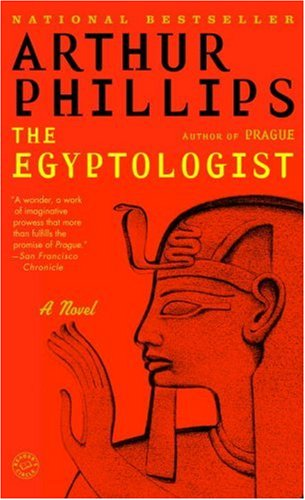 Egyptologist   2005 edition cover