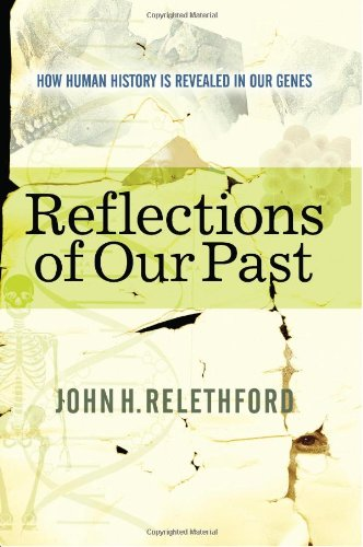 Reflections of Our Past How Human History Is Revealed in Our Genes  2004 edition cover