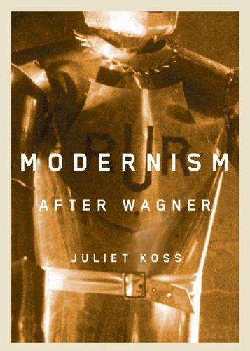 Modernism after Wagner   2009 edition cover