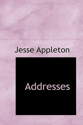 Addresses:   2009 edition cover