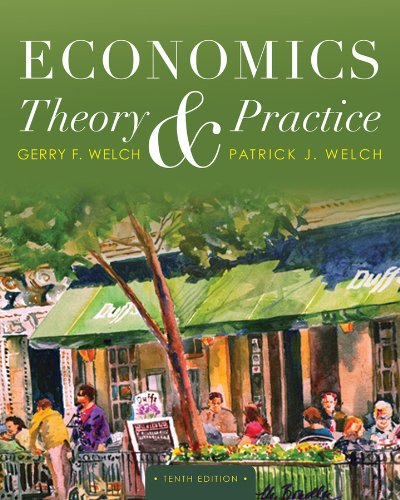 Economics Theory and Practice 10th 2013 edition cover