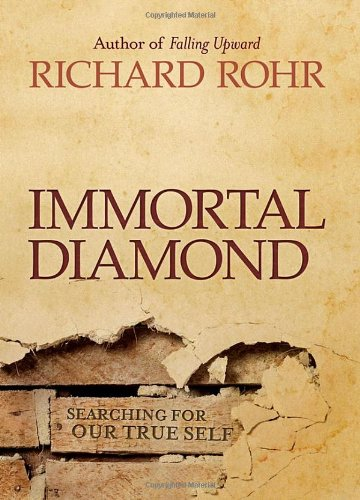 Immortal Diamond The Search for Our True Self  2013 9781118303597 Front Cover