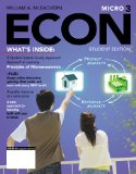 Bundle: ECON Micro3 (with Economics CourseMate with EBook Printed Access Card), 3rd + Aplia Printed Access Card ECON Micro3 (with Economics CourseMate with EBook Printed Access Card), 3rd + Aplia Printed Access Card 3rd edition cover