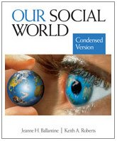 Our Social World   2010 edition cover