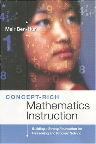 Concept-Rich Mathematics Instruction Building a Strong Foundation for Reasoning and Problem Solving  2006 edition cover