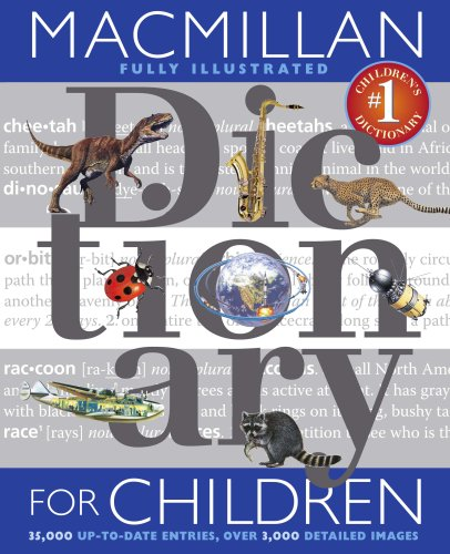 Macmillan Dictionary for Children  N/A 9781416939597 Front Cover
