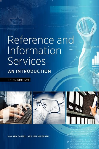 Reference and Information Services: An Introduction  2012 edition cover