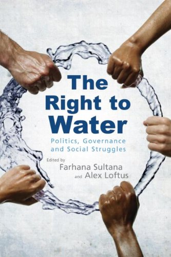 Right to Water Politics, Governance and Social Struggles  2012 edition cover