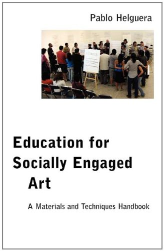 Education for Socially Engaged Art   2011 edition cover