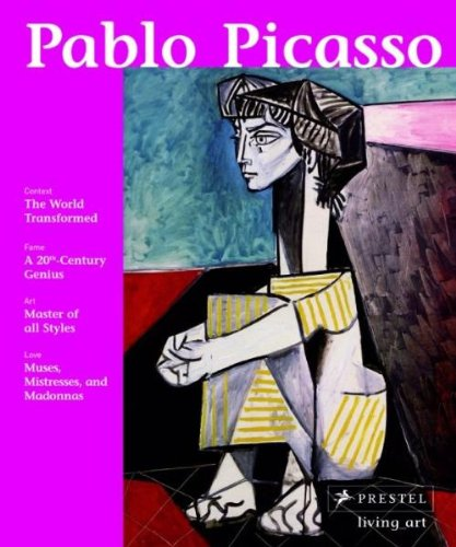 Pablo Picasso   2008 9783791339597 Front Cover