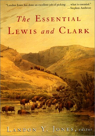 Essential Lewis and Clark  N/A edition cover